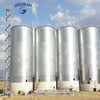 Manufacturing grain silo 500t for sale