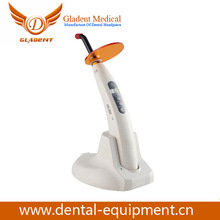 Top quality and low price Gladent factory led curing light with dental caries detector with dental caries detector