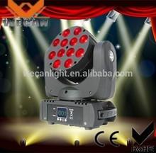 new product 12pcs 10W mini Moving Head LED Beam Light/LED/ DMX System,/Moving Beam moving head light