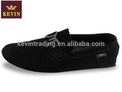 2014 men fashion genuine leather man casual shoe JJK-140212
