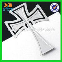 2014 new arrival plain metal bookmark craft (xdm-bk132)