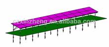 Solar Module Mounting System