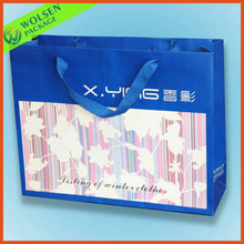 High Quality luxury paper shopping bag