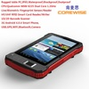dedicated manufacture 7 inch android 3g tablet PDA bluetooth wifi built-in RFID fingerprint and 2D barcode-A370HQ
