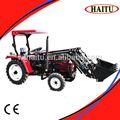 Carregador da parte frontal e retroescavadeira para tractores agrícolas para venda