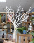 2014 high quality white wedding trees,artificial wedding dry tree for wedding decoration
