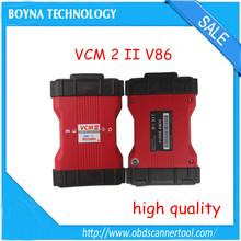 [Wholesale price] 100% Good Quality Guaranteed F VCM 2 ids car diagnostic tool IDS Vcm 2 V86 in Multi-Language