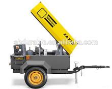 XA77E Atlas Copco portable kompresor mesin diesel (3m3/min 7bar)