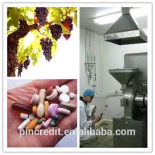 Organic 100% Grape Seed Extract Softgel Capsule