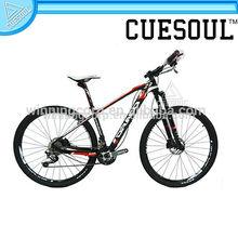 CUESOUL New Carbon Fibre Mountain Bike