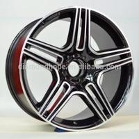 High Performance Car Forged gold rims chrome lip Aluminium Wheel machined lip 19 inch, 20 inch(ZW-S055)