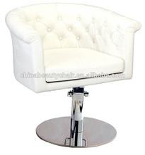 White luxury European antique salon chair in china MY-007-49