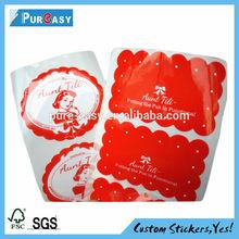 self adhesive transparent pet film