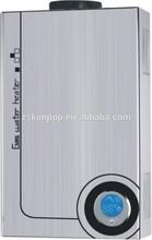 CE zero pressure Flue type LPG gas water heater ,gas water boiler ,gas geyser