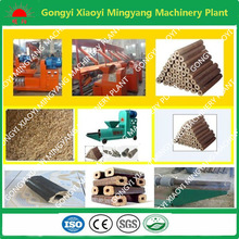 ISO & CE Factory direct sale No pollution high quality high efficient hydraulic sawdust briquette press machine
