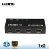 HDMI composite AV audio/ video splitter 1x4 with 3D 1080P suport HDTV CEC
