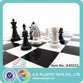 los jugadores 2 plegable ajedrez