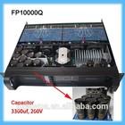 Manufacturer high quality fp10000q power amplifier