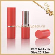 plastic round lipstick cases