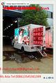 Las luces led 24v para la publicidad de la pantalla de camiones, barras de luz led para los camiones