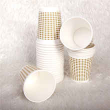 double wall disposable paper cup