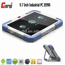 9.7 Inch Android 4.2 Tablet PC Embedded with RFID Reader/Writer