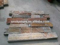 cheap natural decorative wall facing stone