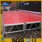 aluminum removable stage platform