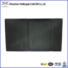 Simple Design High Quality Leather Portfolio Bags For Men