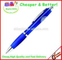 2014 hotsales plastic ball pens promotional plastic pen,promotional logo plastic pen, promotional pen gift cheap plastic ballpen