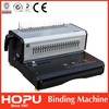 hardcover book binding machine comb binding machine automatic book binding machine