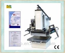 Portable Desktop Manual Hot Foil Stamping Machine/heat press mug TH-822