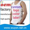oem loose fit tank tops for men/loose tank tops men/plain white tank tops