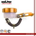 Bj-oc-003 universal cnc de oro de aceite de la copa mini piezas de la bici