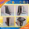 Good! extruded aluminium track profile supplier, manufacturer white aluminium profile, powder coating aluminium sliding window