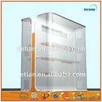 versatile aluminum display rack showing display stand e-cigarette display rack