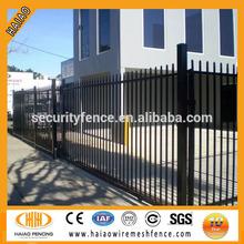 China ISO9001 cheap aluminum sliding main gate designs