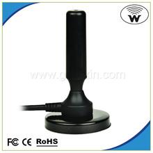 Wholesale 10DBI DVB-T Antenna Length 1.5M Indoor dvb vhf uhf antenna tv antenna rotator for car home use