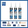 silicone sealant for solar cells aluminum