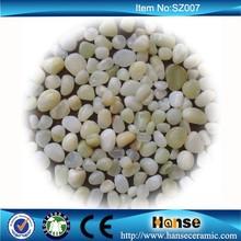 HS-SZ007 tumbled carving river rock stone pebbles landscape