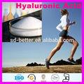 Farmacéutico/cosméticos/alimentos/grado de la inyección de los suplementos/ingredientes ácido hialurónico sal de sodio