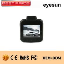 Full HD 1080P, Night vision G-sensor 1.5inch screen loop recording thermal camera car dvr