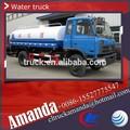 Dongfeng 4*2 6 tonelada a 10 toneladas de camiones de agua para el agua potable, 6-10 m3 agua potable de camiones cisterna
