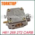 Motosierra/sierra cadena de la sierra eléctrica 268 61 272 hs-260a carburador carburador