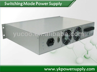 High frequency switching power supply for electrolytic degreasing