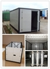 Any size foldable storage container house for sale