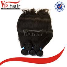 100% Virgin Unprocessed Brazilian Human Hair Straight Hair Meche