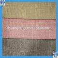de alta calidad de algodón tela de lino para sofa