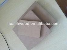 2mm-30mm medium density fiberboard from China
