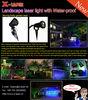 ge landscape lighting,mini outdoor static red&green firefly garden laser